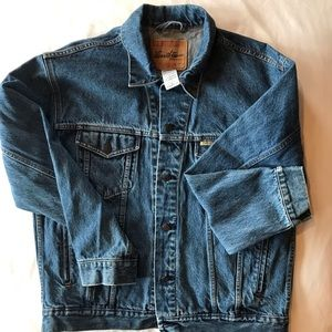Levi's Blue Jean Jacket Size Large